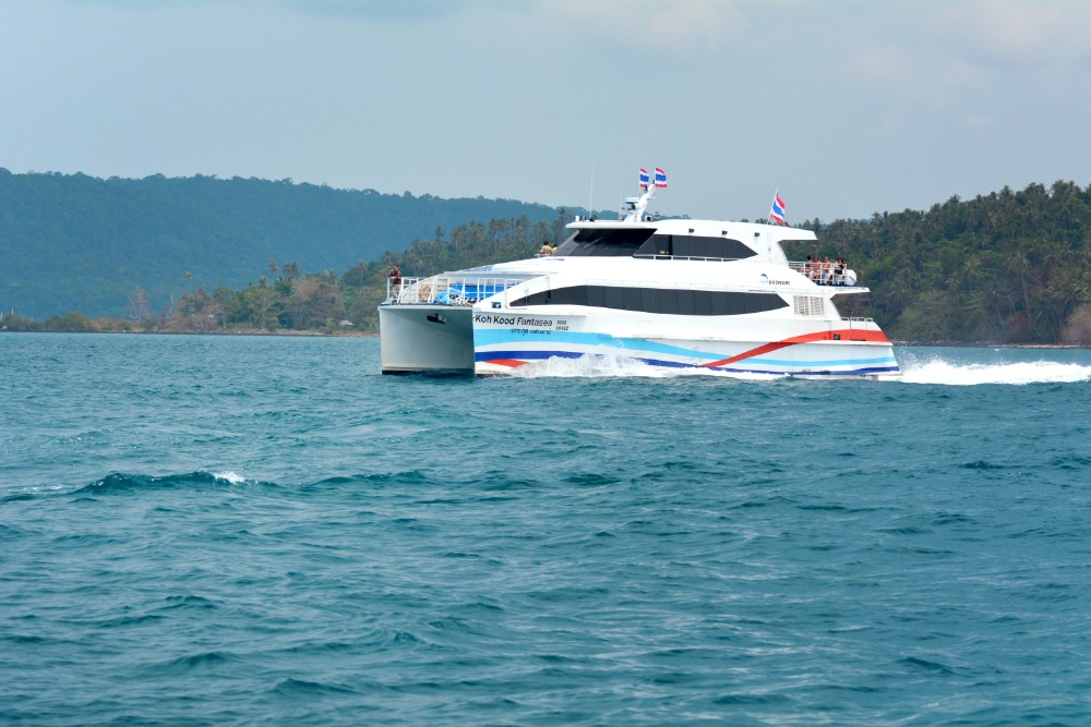 Bonsiri High Speed Ferry