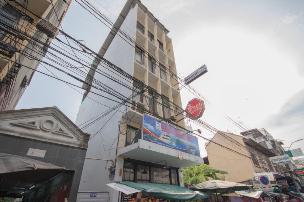 กรุงเทพ (ถนนข้าวสาร)