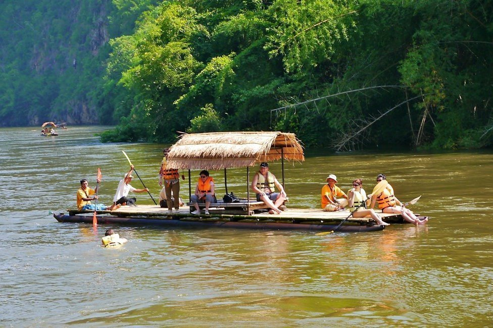 KANCHANABURI RIVER KWAI ONE DAY TREKKING + LUNCH