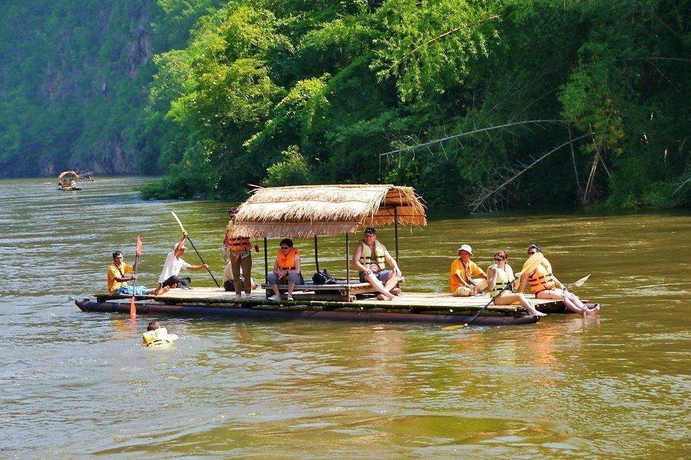 KANCHANABURI RIVER KWAI ONE DAY TREKKING + LUNCH