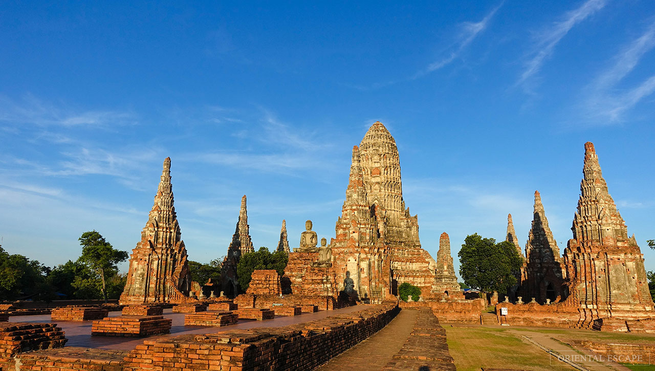 AYUTTHAYA ONE DAY TOUR + LUNCH